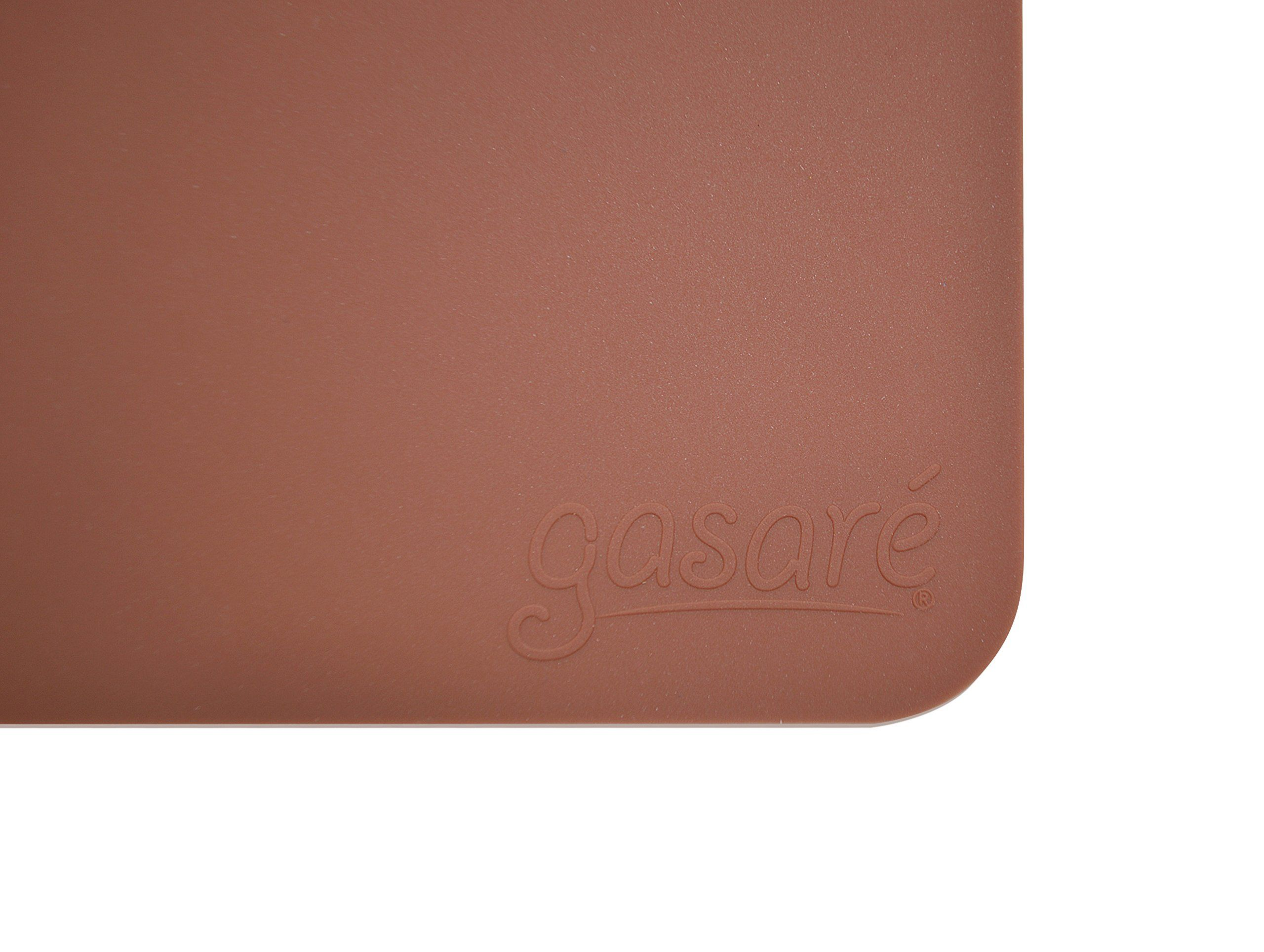 Gasare Extra Large Extra Thick Silicone Mats Countertop