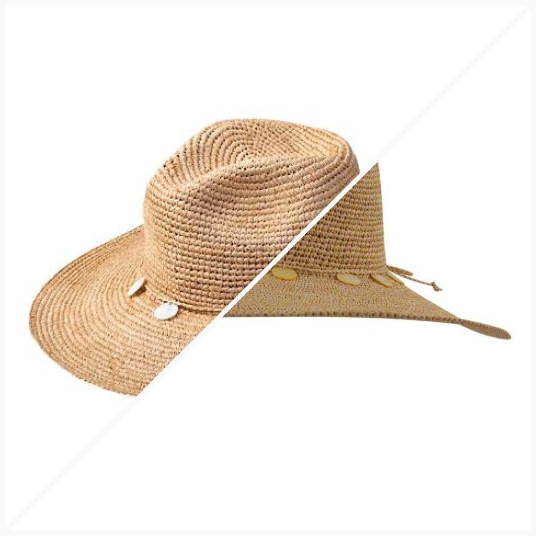 Pantropic Mendocino Raffia Hat