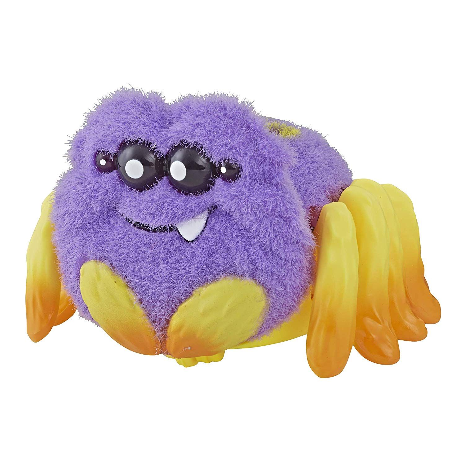 Yellies Harry Scoots Spider The Voice Pet Spider Toys