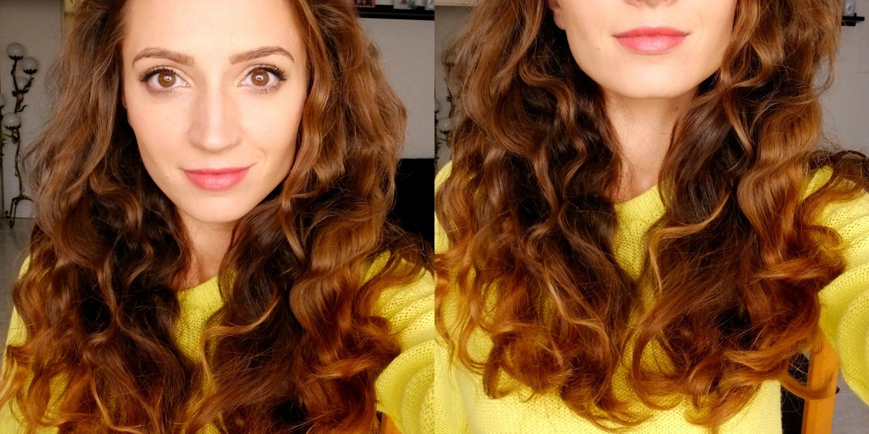 Como rizar el pelo sin calor,sin quemar,sin dañar