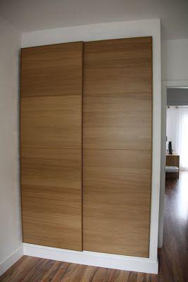 Under construction historia de un armario empotrado - Hacer armario empotrado ikea ...