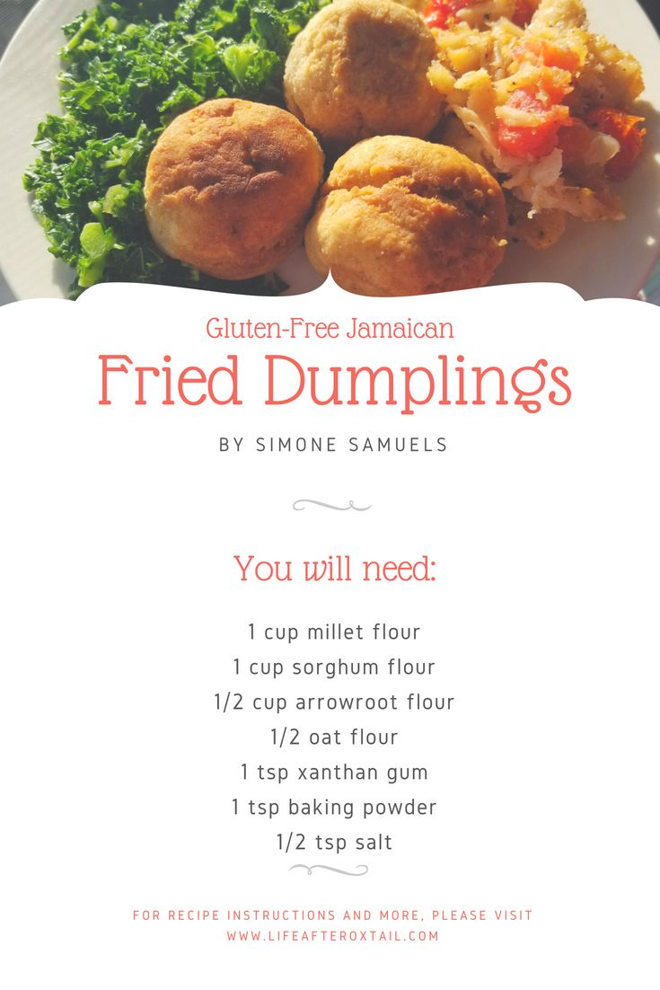 i figured out how to make glutenfree jamaican fried
