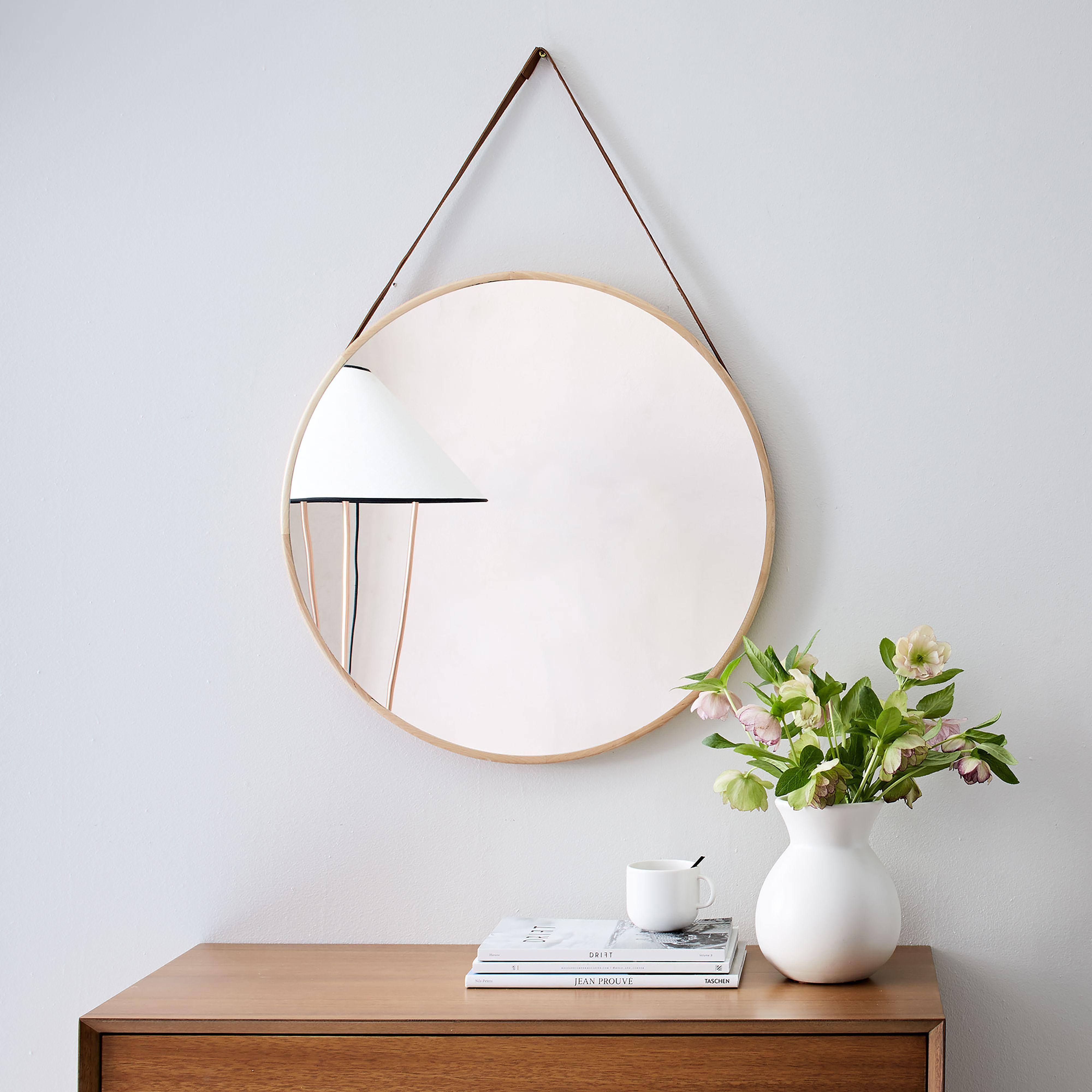 20 espejos redondos y artísticos | Espejos redondos ...