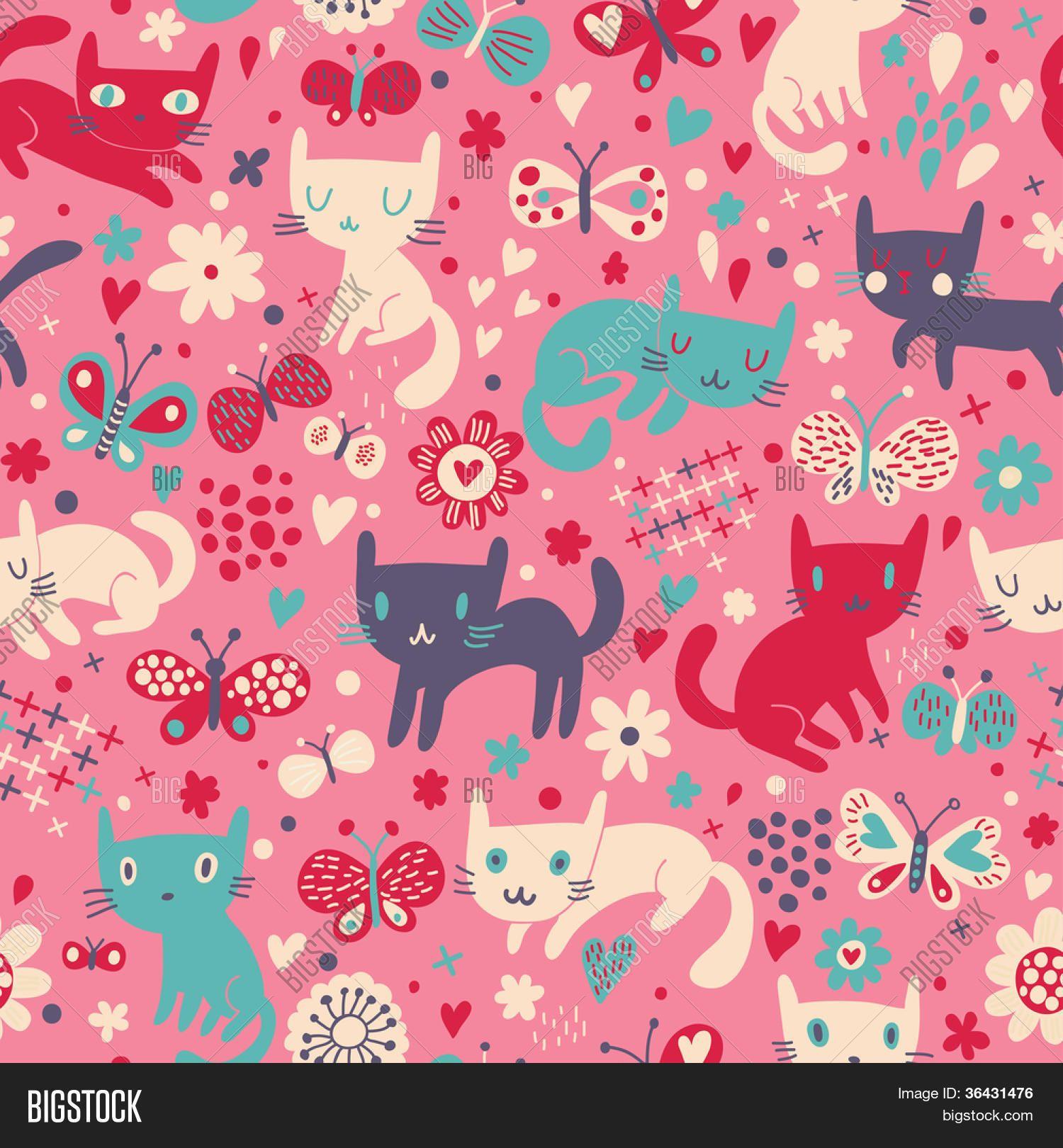 imagenes de fondos de gatos animados - Buscar con Google ...
