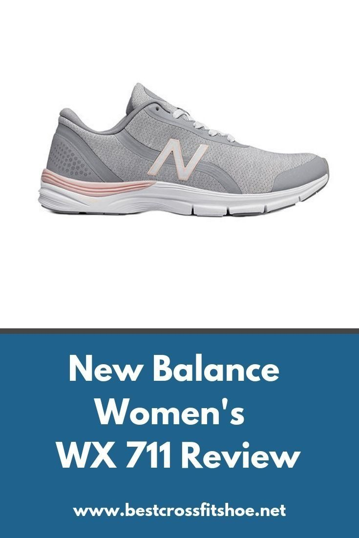 Review of the New Balance WX711 Training Shoe for Women. Is it the ideal shoe for CrossFit, Zumba, g...