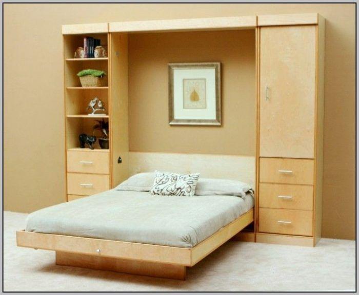 Queen Size Murphy Bed Plans   murphy bed plans   Pinterest   Murphy ...
