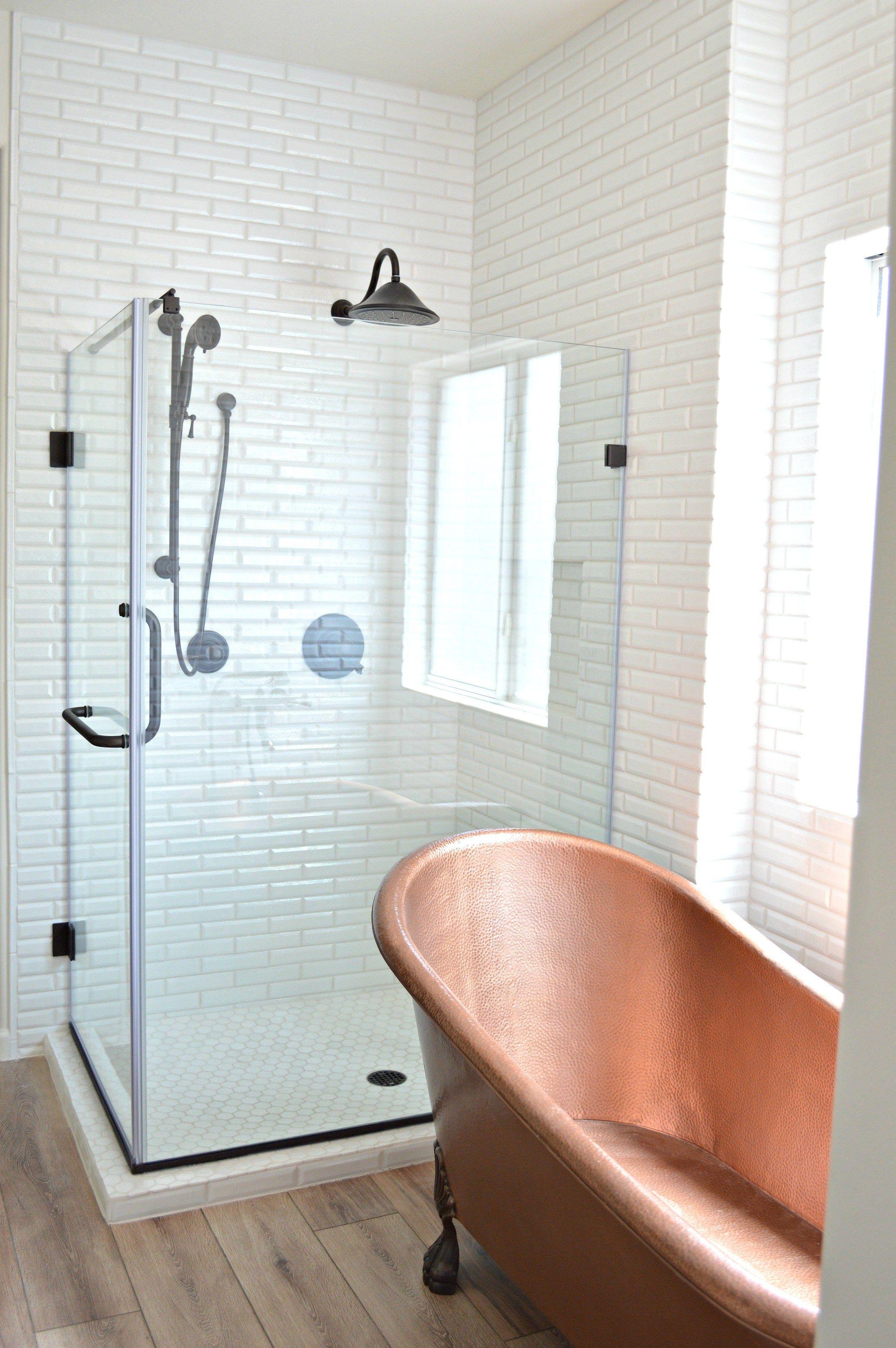 Our Master Bathroom Reveal | Bathroom Design Ideas | Pinterest ...