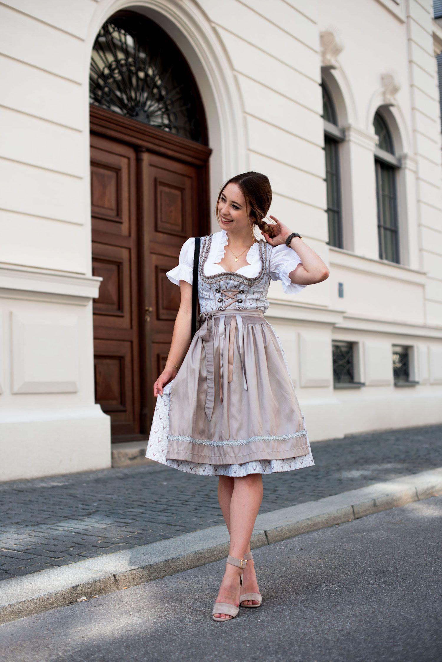 Dirndl-Outfit: Das perfekte Dirndl für die Wiesn ...