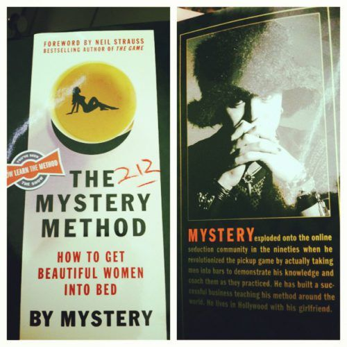 Get free books The Mystery Method by Mystery Neil Strauss ...