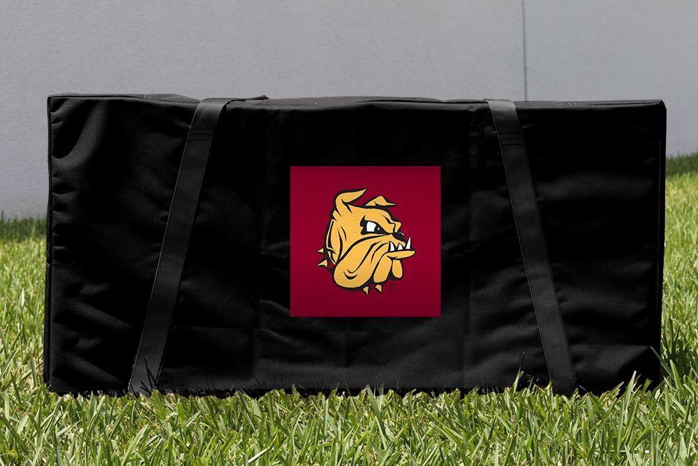 Minnesota Duluth Bulldogs Cornhole Board Carrying Case