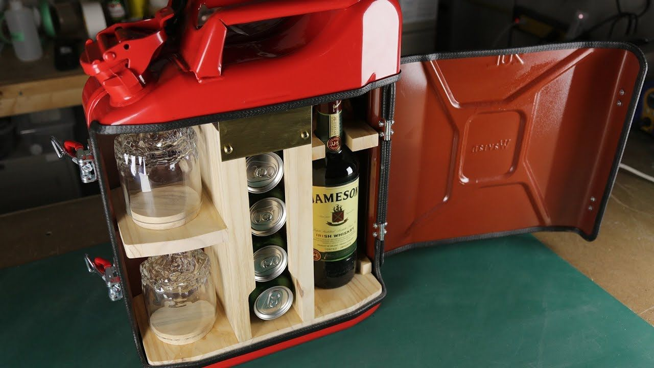 How To Make A Jerry Can Mini Bar Jerry Can Mini Bar Jerry Can Mini Bar