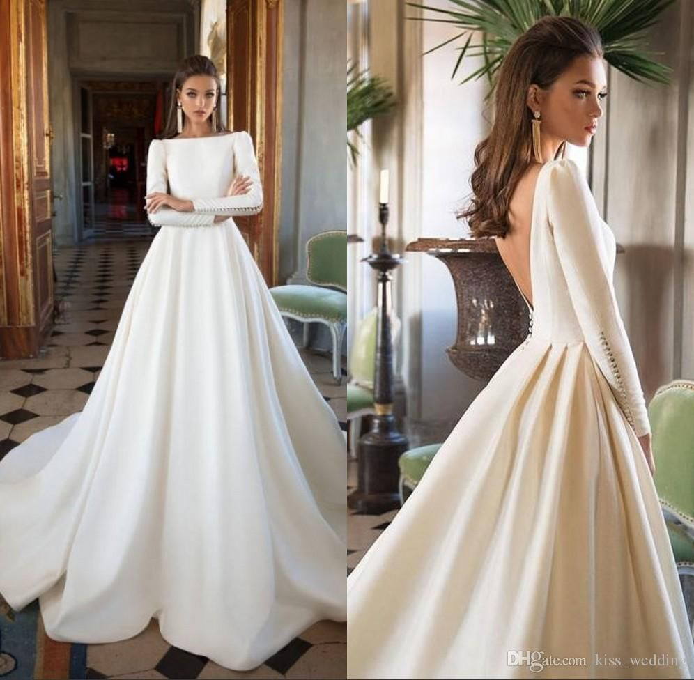 country wedding dresses with detachable garment robe bateau
