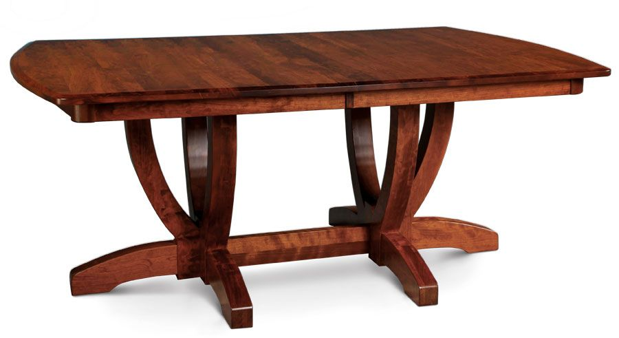 Brookfield double pedestal table from simply amish furniture brookfield double pedestal table from simply amish furniture at woodquarters in raleigh nc watchthetrailerfo