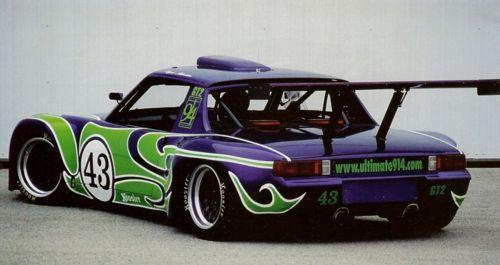 Porsche 914 turbo.
