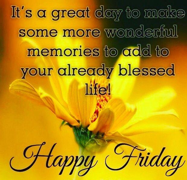 Happy Friday! ✨????????????❤????