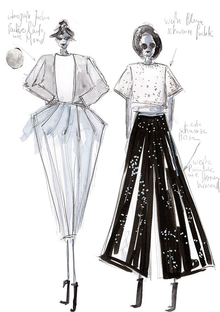 Create Your Own Fashion Collection How It Works Do You Like To Design Fashion I Fashion Illustration Illustration Fashion Design Fashion Design Sketches