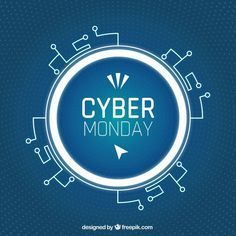 Abstract cyber monday background. Download for free at freepik.com! #Freepik #fr…