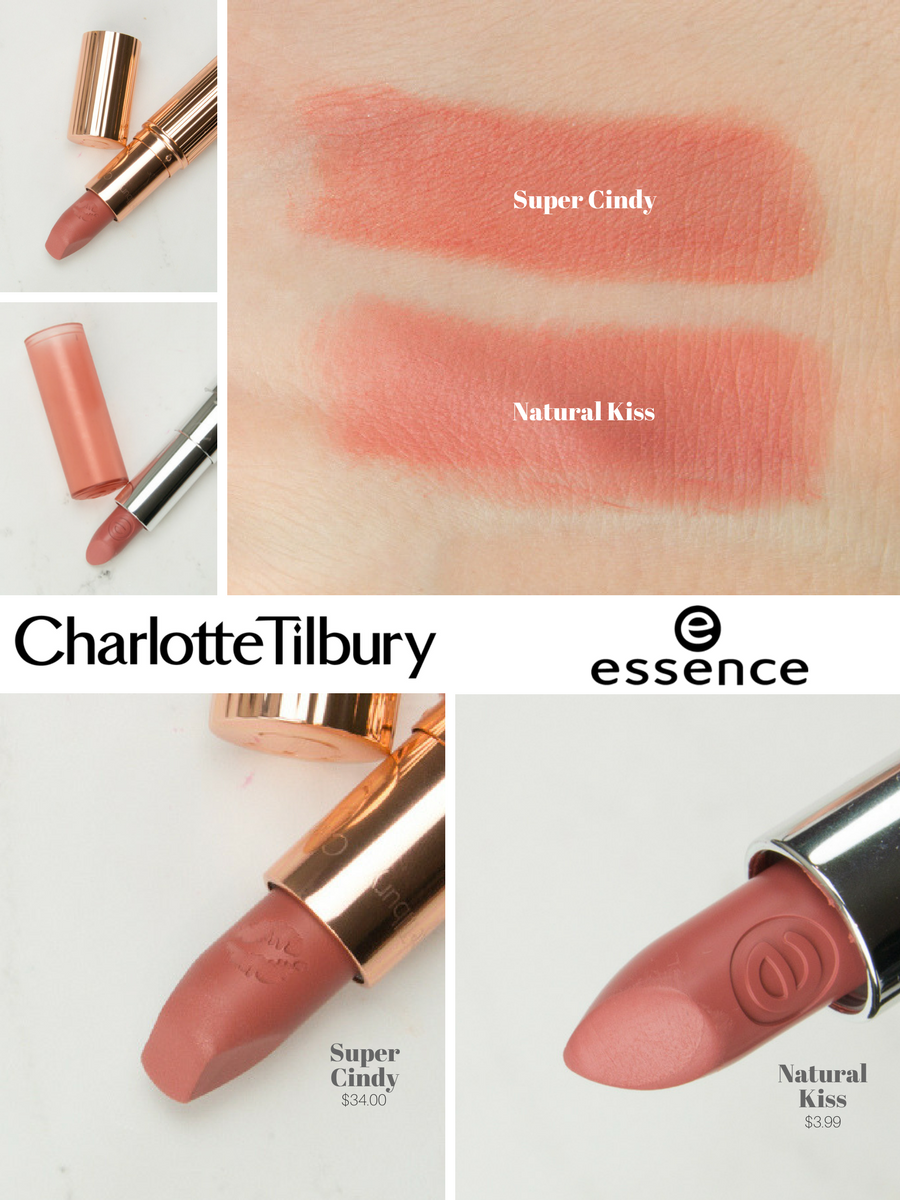 Dupes For Every Single Kylie Lip Kit Shade: Charlotte Tilbury Dupe - Super Cindy