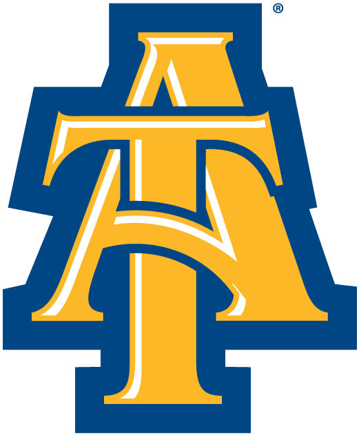 North Carolina A T Aggies College Logo Arizona Logo School Logos