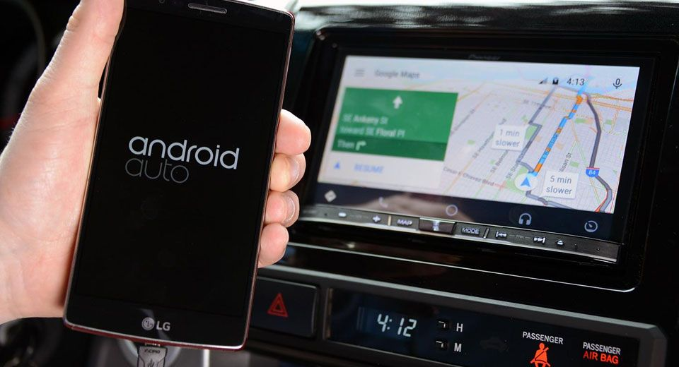 Android Auto Update Makes App Available On All Cars Android Auto