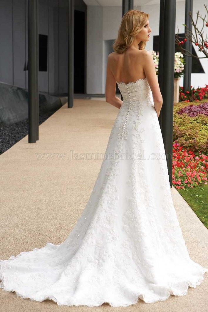 T288 / Wedding Dresses / Jasmine Couture Collection / Available ...