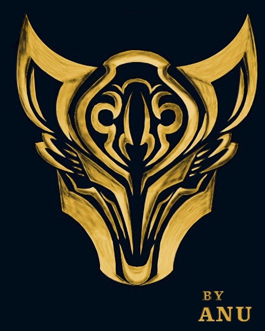 Mascot logo in 2020 Wolf face, Vector art, Tribal tattoos