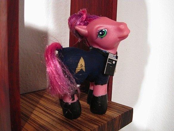 Mi pequeño pony tuneado