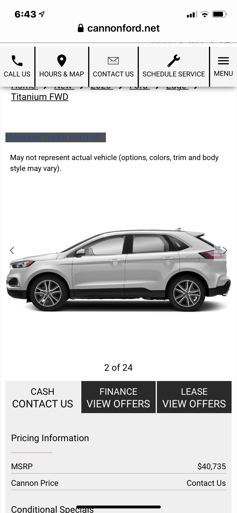 2020 Ford edge in 2020 Ford edge, Ford, Edges