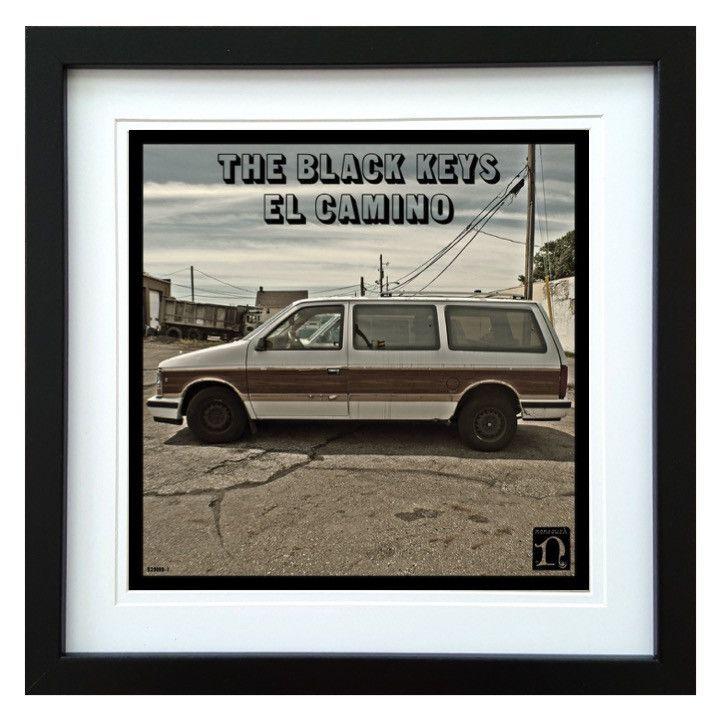 The Black Keys El Camino Album The Black Keys Vinyl Vinyl Player