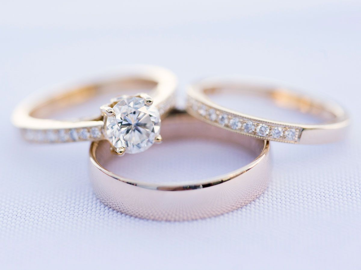 What S Your Engagement Ring Style Take Our Quiz Wedding Ring Quiz Engagement Ring Styles Wedding Ring Sets