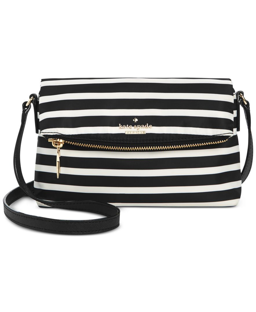kate spade new york Classic Nylon Mini Carson Bag - kate spade new york -  Handbags   Accessories - Macy s 1487312676f6c