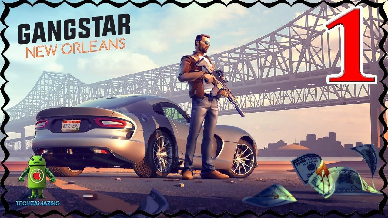 Gangstar New Orleans Gameplay Video Ios Android 1 Watch