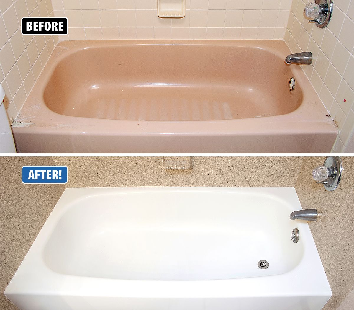 Bathtub Refinishing With Images Refinish Tub