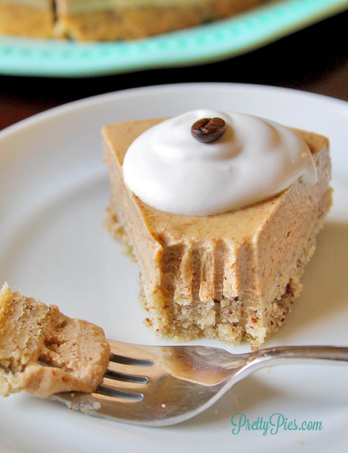 Coffee Cream Pie Low Carbketo Paleo Vegan