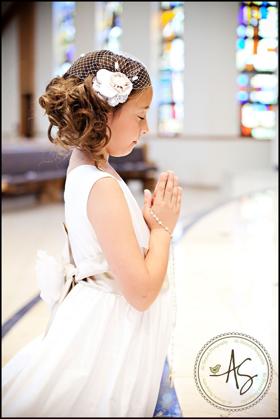 First Communion  alishryockphotography.com