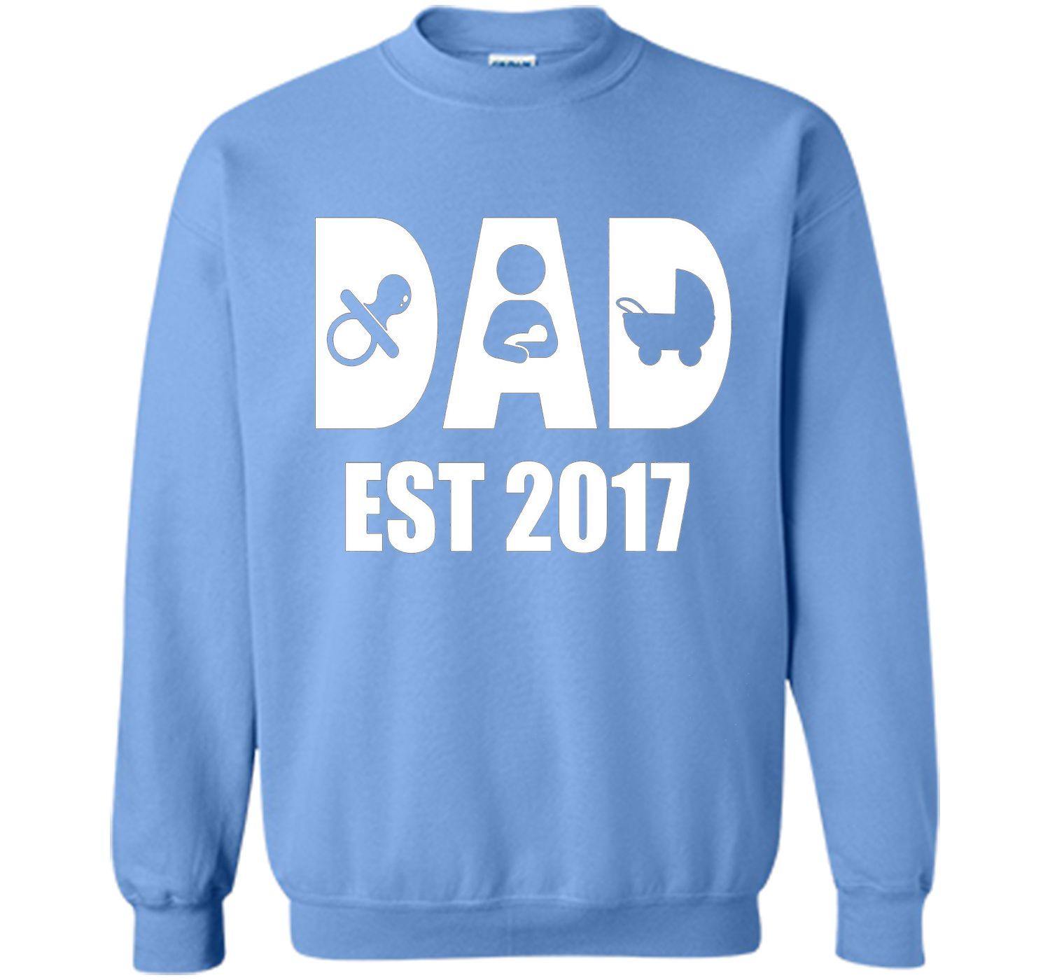 Best Gifts For First Time Dads Part - 44: Happy First Time Dad Shirt - Best Gift Fatheru0027s Day 2017