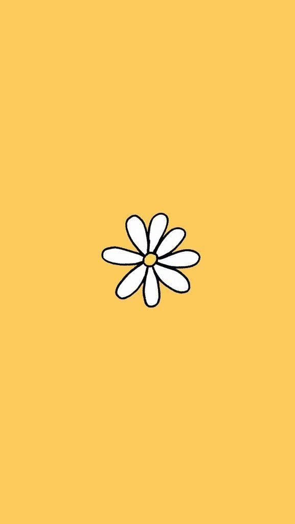 Pin By Loh Natly On Fondos De Pantalla Simple Wallpapers Apple Watch Wallpaper Yellow Wallpaper
