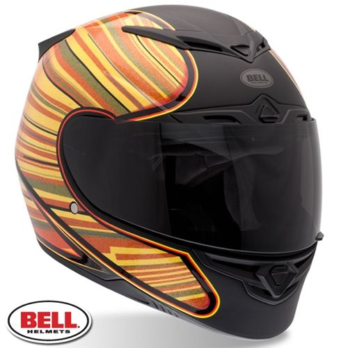 Bell Sports Full Face Motorcycle Helmet - RS-1 RSD Flash