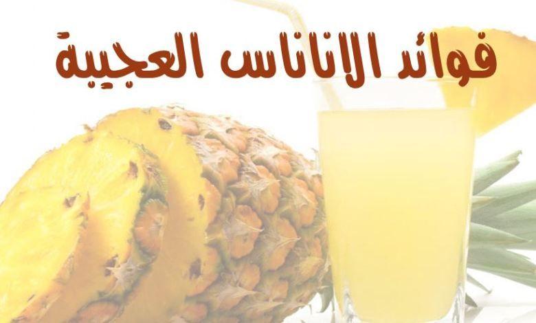 فوائد الاناناس Pineapple Benefits Pineapple Fruit