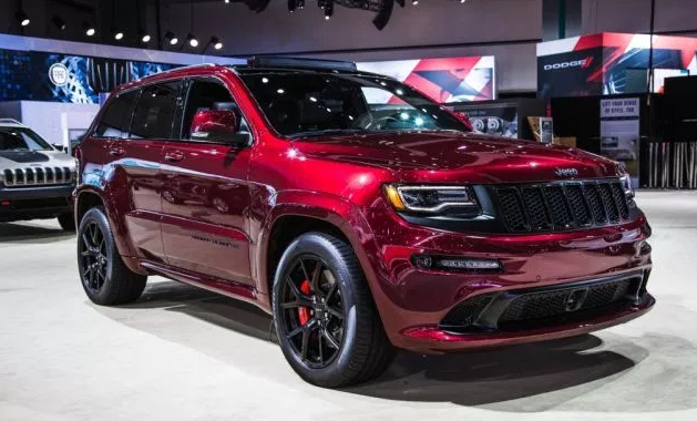 2019 Jeep Grand Cherokee Concept Redesign Release Date Jeep