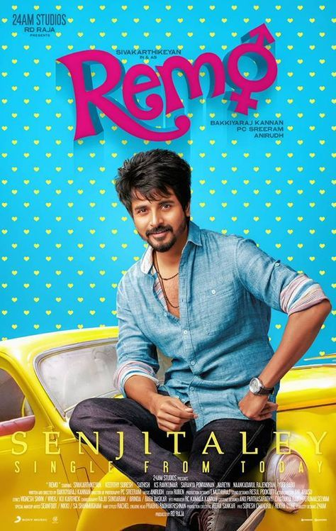 Remo (Tamil) full hd movie free download
