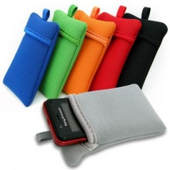 brand new a3185 4c31f Index Promotional Gadgets Gadgets Neoprene Mobile Phone Case | Mens ...
