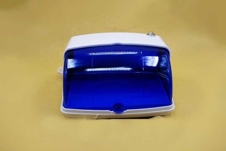 2015 hot sale mini UV light sterilizer Disinfection cabinet uv tools sterilier nail tools sterilizer for sale