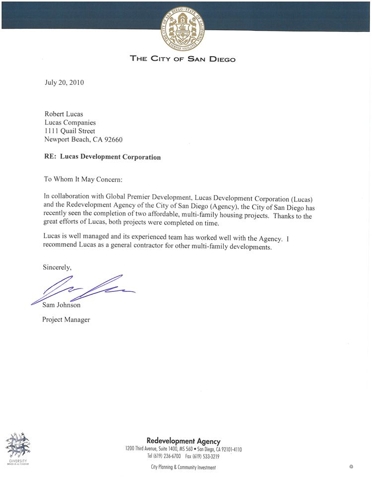 Letter from SUNY Chancellor acknowledging receipt of a complaint - sample retainer agreement