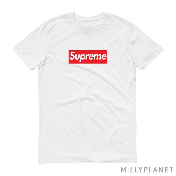 42a7a4f79 Supreme Red Box Logo Unisex Men Women Kids Youth T-Shirt | Products ...