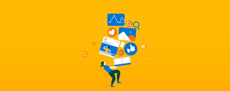 Top 12 Free Social Media Management Tools 2021 Social Media Management Tools Free Social Media Social Media Manager
