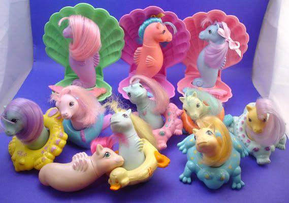 Pony Wear Accessories $3 per item Vintage G1 MLP My Little Pony