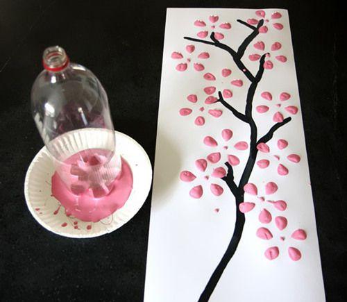 Great Idea Creative Randomness Crafts Fun Crafts Spring Crafts