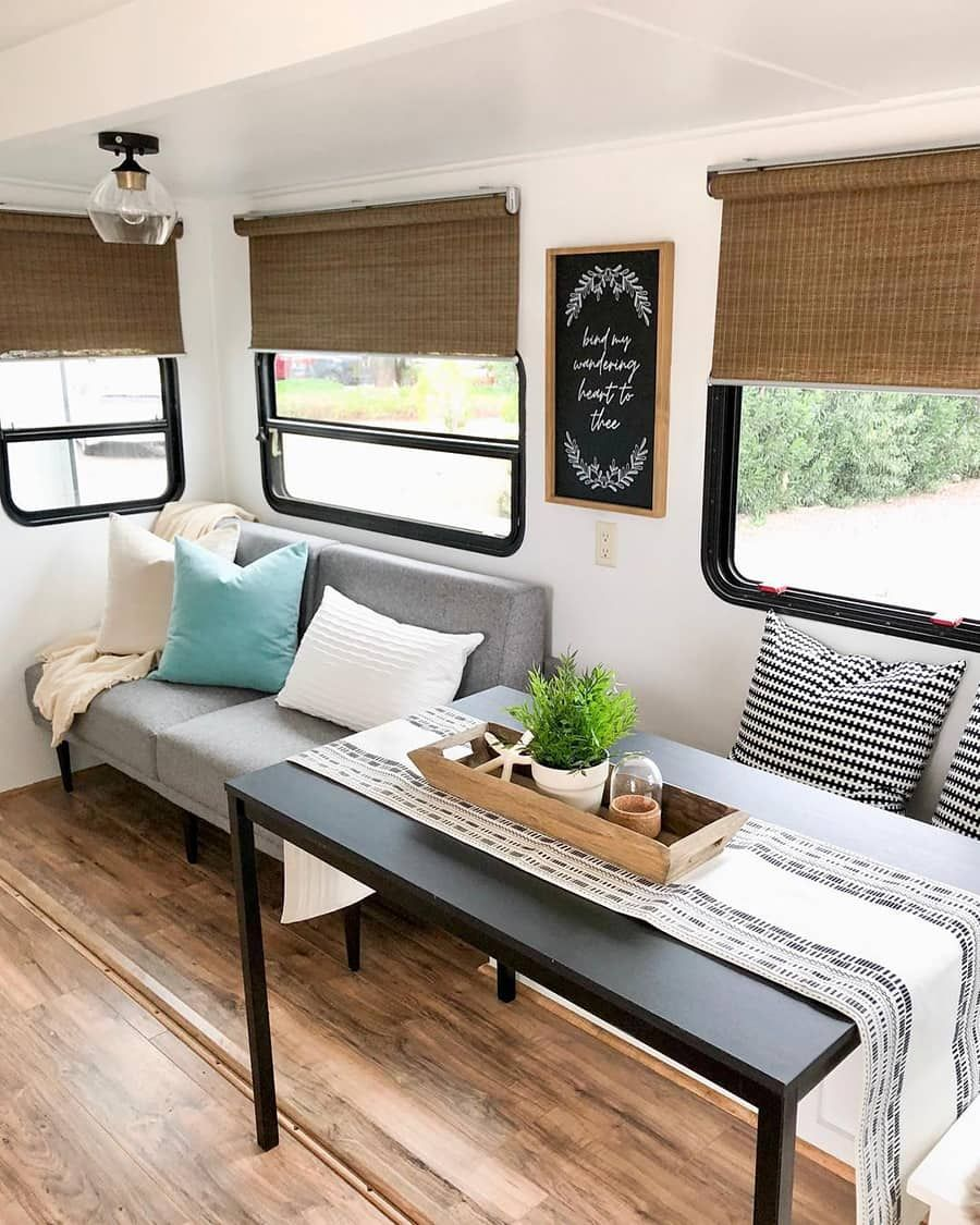 List of ideas to help you find the perfect RV sofa bed of