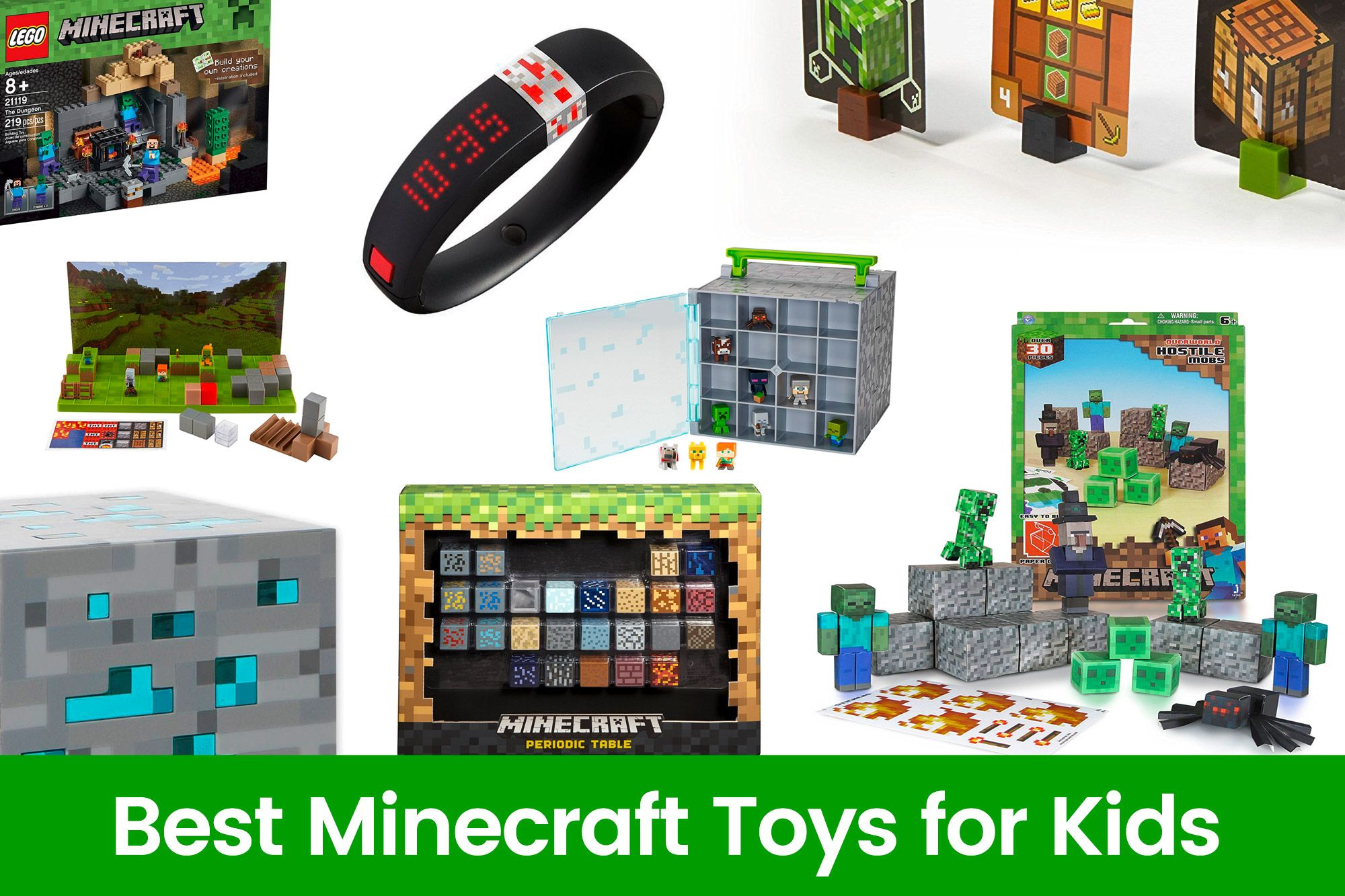 Best Minecraft Toys for Kids Tech Toys for Kids